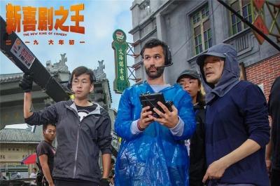 周星驰携《新喜剧之王》来南海取景啦,定档春节上映!