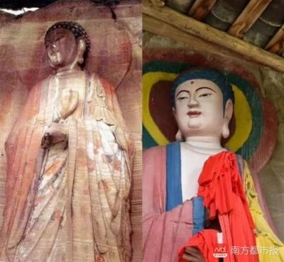 村民擅自给佛像上色,四川发布条例:最高罚50万!