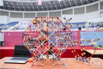 脑洞大开!2018广东中小学生创客大赛487件创意作品现场PK