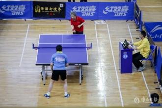 第十二届亚乒元老锦标赛美高梅娱乐官网开幕