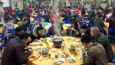 """广东消委会:年夜饭""""低消""""仍较普遍,提价明显花样多"""