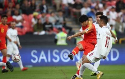 气势如虹!亚洲杯国足3-0菲律宾提前出线!武磊梅开二度