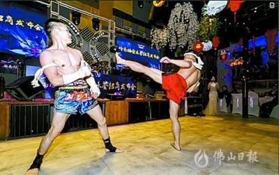 莲升街区将现武道主题商业体  多商家签约进驻岭南坊食乐荟