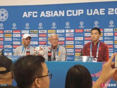 里皮亚洲杯战前表态:希望给中国球迷惊喜
