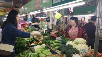 街坊注意:春节临近,佛山肉菜市场价格均有不同程度上升