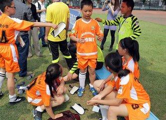 美高梅娱乐官网与德国因市青少年足球合作三年计划启动