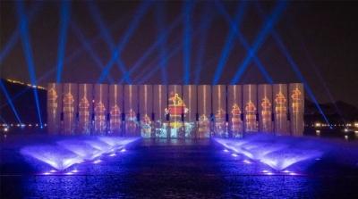 春节假期美高梅娱乐官网上演光影文化盛宴