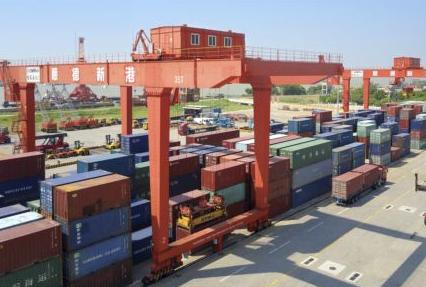开门红!1月新人注册送菜金的网址外贸进出口总值同期增长12.3%