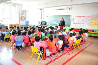 市教育局:中小学幼儿园继续开展