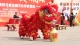 龙狮跃动闹元宵 高明明城举办龙狮文化传承活动