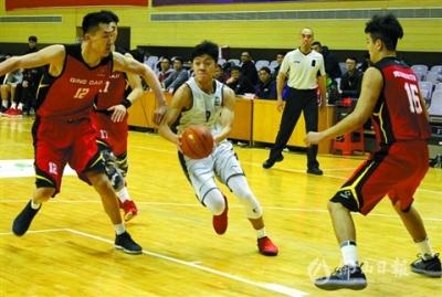 中国篮球发展联赛美高梅娱乐官网站开赛