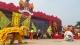 南海狮山上演民俗盛会 12支地狮同台竞技