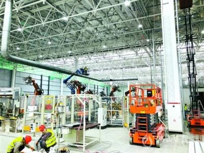 最新注册送体验金平台多个重大工业项目春节不停工