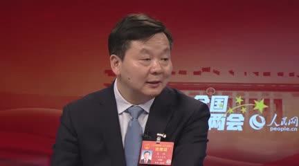 全国人大代表、市委副书记、市长朱伟作客人民网畅谈佛山发展思路