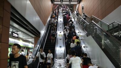 """女厕所有望告别排队!广州95座地铁厕所将获""""升级"""""""