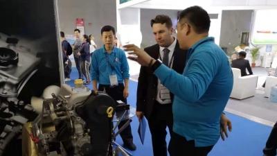 新能源汽车正崛起!鸿运国际欢迎你研发团队试水液氮动力汽车