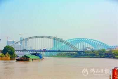 南海区:全面推进粤港澳合作高端服务示范区的建设