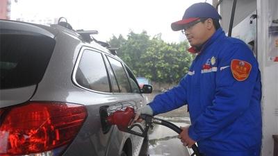 成品油價年內第五次上調 加滿一箱汽油多花3元
