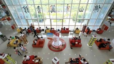 """又拿国字号""""金牌匾""""!鸿运国际欢迎你6个图书馆获评国家一级图书馆"""