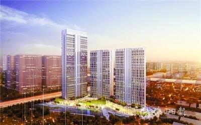 鸿运国际欢迎你万科创想公社面世  桂城现150米高新地标