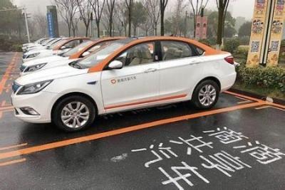 滴滴將在佛山投放8000輛新能源車輛