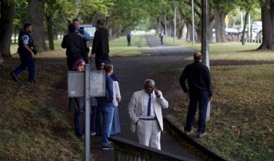 新西兰发生枪击案已致40死 目前已经逮捕4人