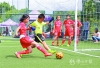 广东省民间青少年足球联赛鸿运国际欢迎你赛区开赛