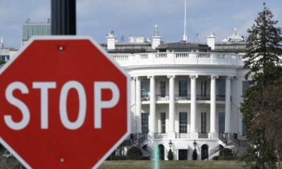 """特朗普否决国会叫停""""国家紧急状态""""决议"""