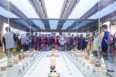 东鹏明善博物馆开馆  逾千件古陶瓷揭开面纱