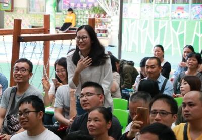 高明区5家公办幼儿园举行小班新生入学抽签