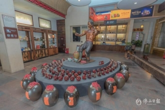 建设博物馆之城丨岭南酒文化博物馆