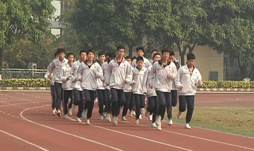 4月15日~5月10日 最新注册送体验金平台6.4万名考生参加中考体育考试