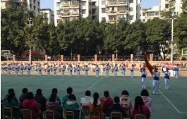 世埠小学挂牌广东省校园足球学校