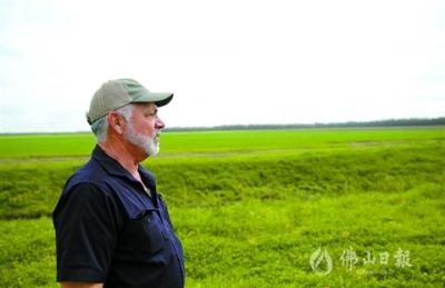 美国农场主希望中美经贸摩擦早日解决
