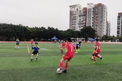 美高梅在线娱乐大良青年男子足球联赛开幕