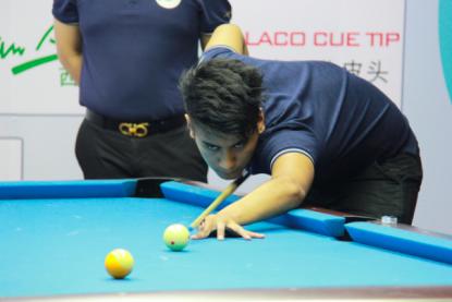广东省美式9球锦标赛收官 香港小将卡比多罗比夺冠