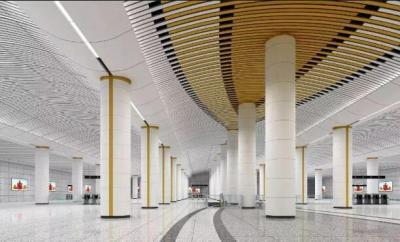 廣佛環線張槎站預計年底開通