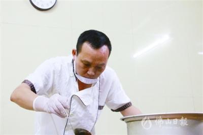 唯鵝獨尊!廚師溫玉明研制家鄉美食 做出兒時味