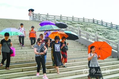 本周降雨频密 炎热天气缓解