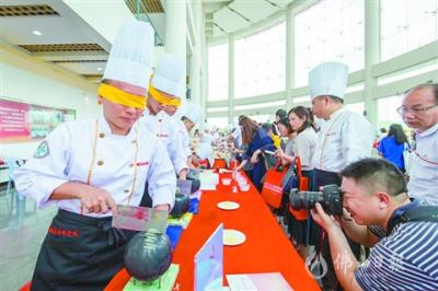 佛山职校毕业生就业率超99%  广东建成全国最大职教体系