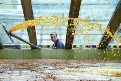 三水古法酱油酿造登上《中国国家地理》杂志