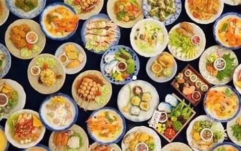 """""""广州美食节——广佛之夜""""在海心沙亚运公园举行"""