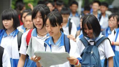 @南海中考生:今年高中学位充足,优质学位增加!