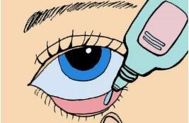 """""""網紅產品""""可能存在健康風險  眼睛不適別亂滴眼藥水"""