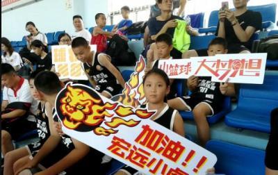 美高梅在线娱乐篮球小将扬威省赛舞台