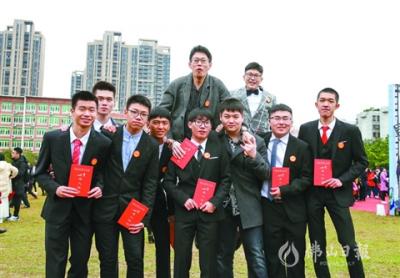 禅城超三成考生上优先投档线 本科上线人数五连增