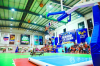 里水村居篮球赛开幕 6个比赛场馆免费向村民开放