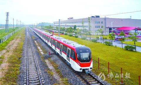 廣湛高鐵有望9月開工 佛山地鐵2號線二期將覆蓋高明區