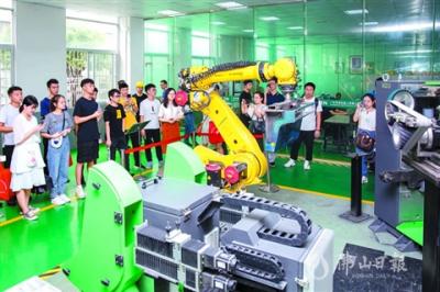 2019年第六届佛山(禅城)政校行园企系列活动启动