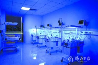 开设黄疸日间光疗病房 三水黄疸患儿700余人获治愈